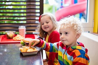 Healthiest Fast Food Choices For Your Child