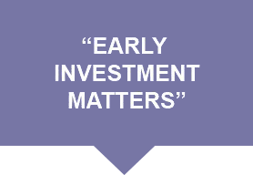 Early Investment Matters