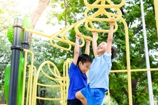 Playground Safety and Learning