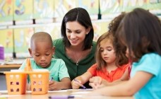 Supervision in a Child Care Setting